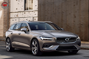 Una familiare di lusso: Volvo presenta la nuova V60