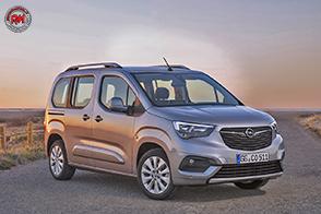 Grazie alla nuova architettura, pronta la quinta generazione di Opel Combo