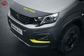 Peugeot Rifter 4×4 Concept: la show-car per viaggi avventurosi