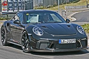 Porsche 911 GT3 RS 2018: pronto il missile terra-terra!