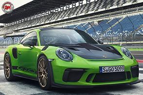 Porsche 911 GT3 RS 2019: l'ultima aspirata!