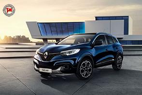 Renault presenta le nuove Kadjar Sport Edition e Kadjar Sport Edition2