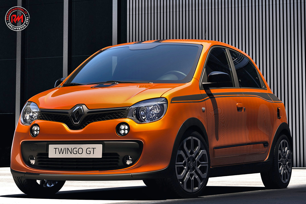 un tre cilindri turbo da 110 cv tutti pazzi per renault twingo gt. Black Bedroom Furniture Sets. Home Design Ideas