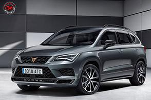Seat Cupra Ateca: un SUV dalle prestazioni esaltanti!