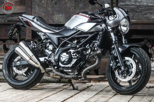 Suzuki SV650X-TER