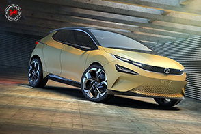Tata 45X Concept: una hatchback dinamica e versatile