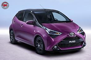 Toyota Aygo Model Year 2018: pronta a rivoluzionare il segmento A