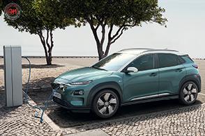 Oltre 450 km di autonomia per la nuova Hyundai Kona Electric