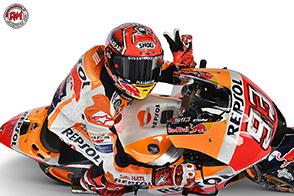 Marc Marquez rinnova il suo contratto con Honda per altri due anni
