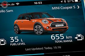Connessione dati 4G per il MINI Connected