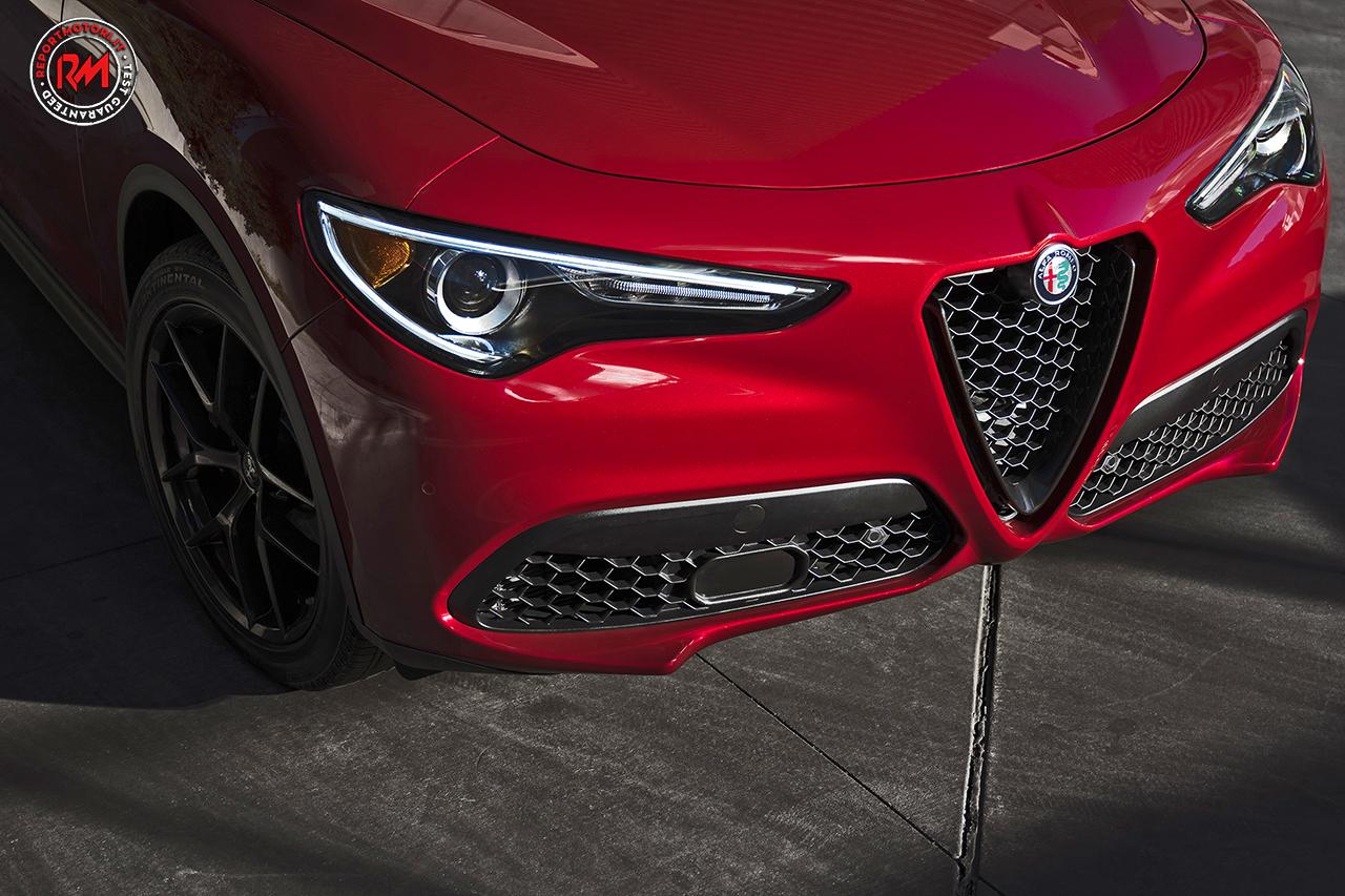 Arrivano Le Nuove Alfa Romeo Giulia E Stelvio Nero Edizione
