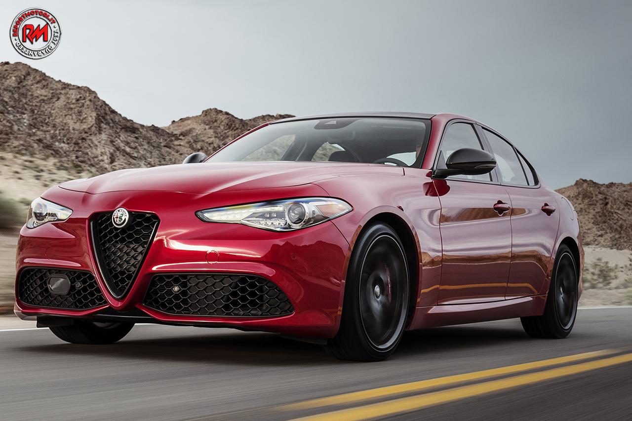 Alfa Giulia Veloce >> Arrivano le nuove Alfa Romeo Giulia e Stelvio Nero Edizione