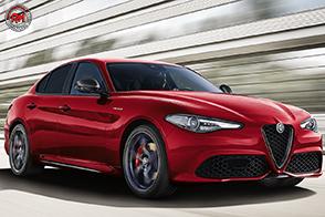Look da Quadrifoglio per la nuova Alfa Romeo Giulia Veloce TI