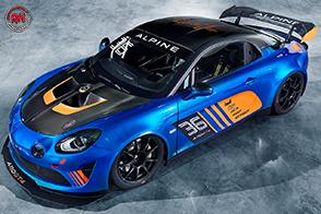 Svilupatta da Signatech, la nuova Alpine A110 GT4 è pronta al debutto in gara