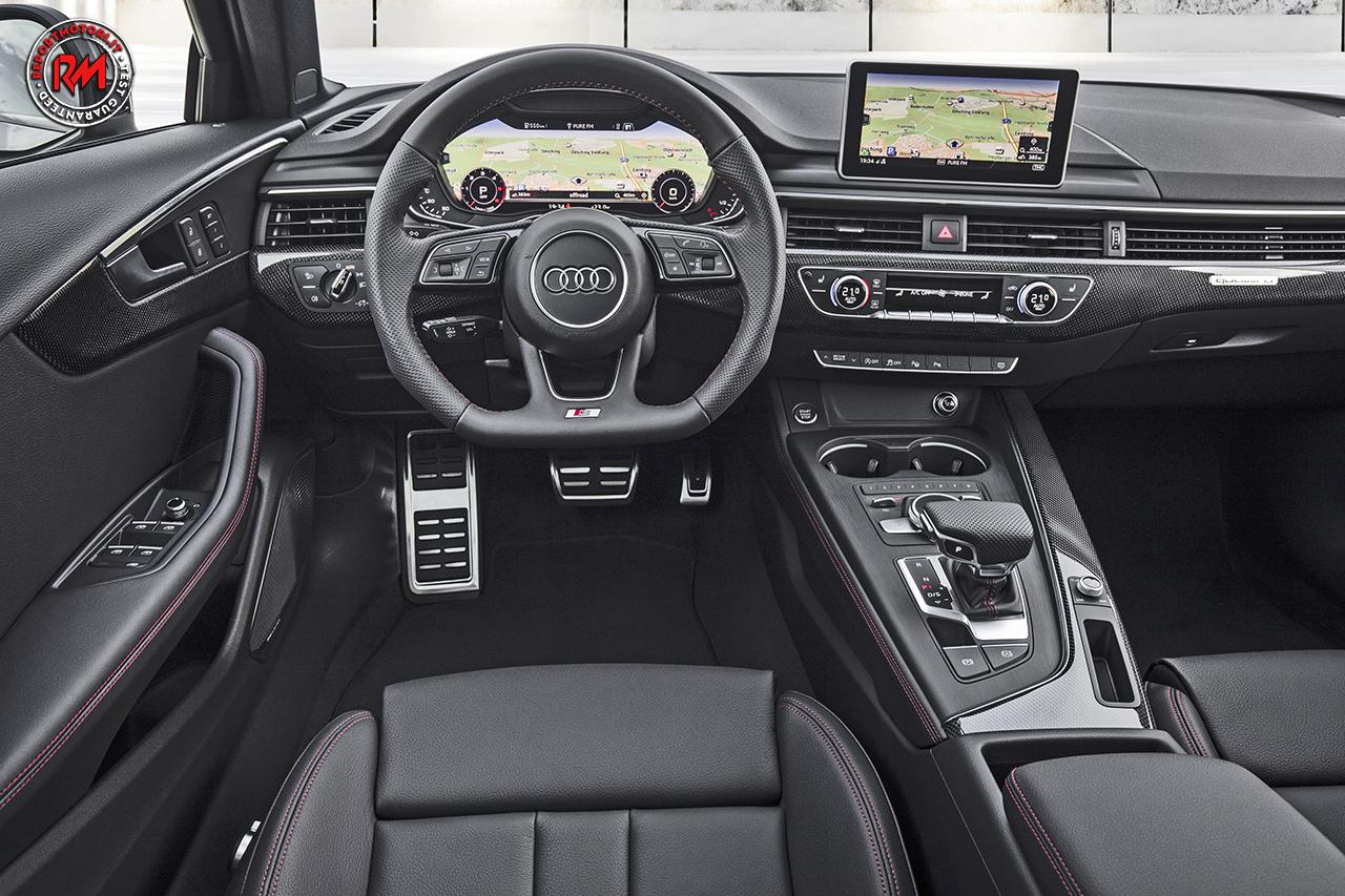 Personalit S Line Black Per Le Audi A4 Berlina E Avant