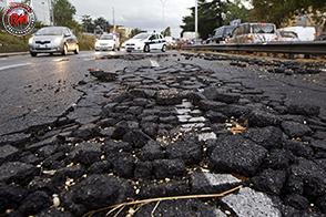 Le buche sulle nostre strade: ecco cosa fare per farsi rimborsare i danni