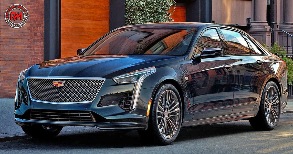 Cadillac Ct V Sport