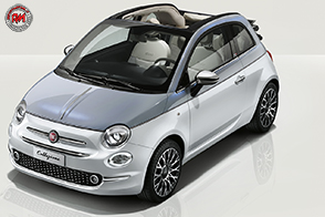Al Salone di Ginevra riflettori puntati sulla speciale Fiat 500 Collezione