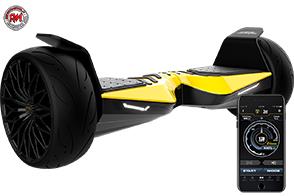 Lamborghini firma un hoverboard dallo stile inconfondibile