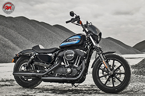 Evoluzione della specie: nuova Harley-Davidson Iron 1200