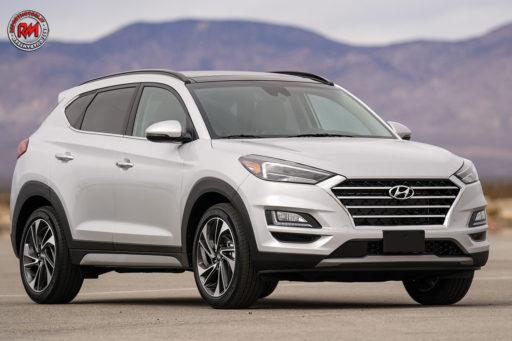 Hyundai Tucson Model Year 2019