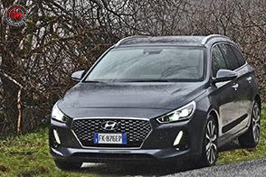 Spazio e versatilità in tutta sicurezza a bordo della Hyundai i30 Wagon