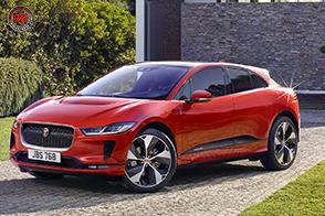 Veloce, emozionante, innovativa: è la nuova Jaguar I-Pace