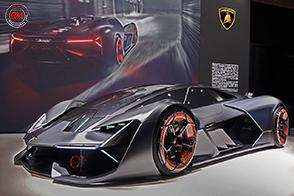 Immagazzina energia per le massime prestazioni: è la Lamborghini Terzo Millennio