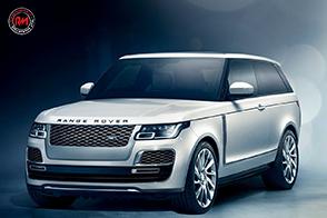 Mai nessuna Land Rover come Lei: nuova Range Rover SV Coupé