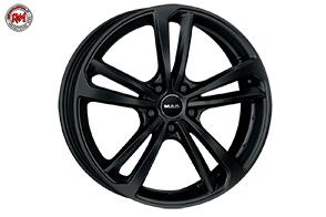 Sono specifici per Audi, Seat, Volkswagen e Skoda i cerchi MAK Nurburg