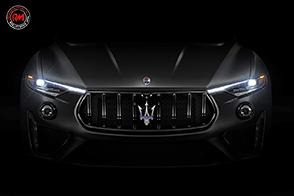 La Maserati Levante GTS è pronta al debutto Americano