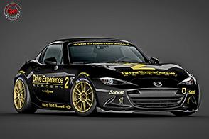 Mazda MX-5 impegnata nella Drive Experience Academy