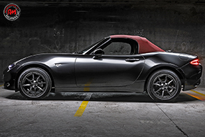 Sarà disponibile in edizione limitata la nuova Mazda MX-5 Cherry Edition