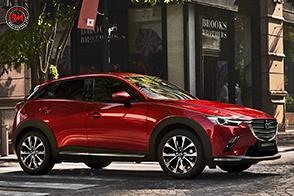 Al New York Auto Show, debutta la nuova Mazda CX-3