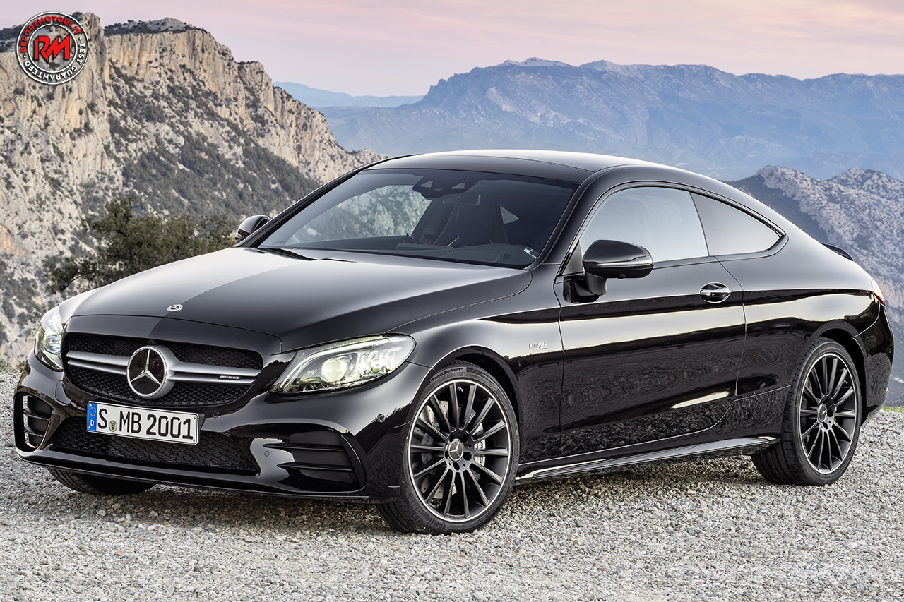 nuova mercedes amg c 43 4matic coup e cabriolet. Black Bedroom Furniture Sets. Home Design Ideas