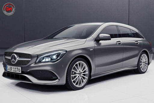 Mercedes-Benz CLA Shooting Brake 200 d Night Edition