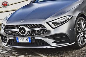 Mercedes-Benz CLS 350d 4Matic: una comoda berlina dalle sembianze di un coupé!