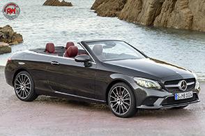 Nuova Mercedes-Benz Classe C Coupé e Cabriolet