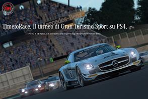 GranTurismo Sport entra nelle concessionarie Mercedes-Benz con TimetoRace