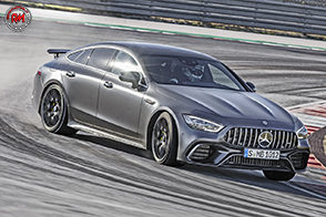 Nuova Mercedes-AMG GT Coupé4 63 S 4MATIC+