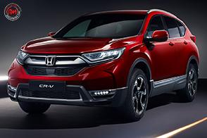 La nuova Honda CR-V è pronta allo sbarco in Europa
