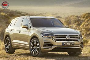 Connessione con eSim per la nuova Volkswagen Touareg