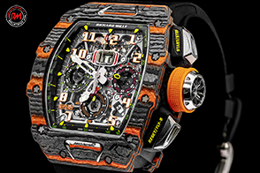 RM 11-03 McLaren Automatic Flyback Cronograph