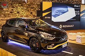 Sportività in edizione limitata: nuova Renault Clio R.S. 18