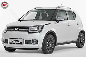 Modaiola ed ibrida: nasce la nuova Suzuki Ignis Ginza