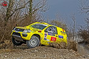 Prima vittoria per Suzuki nel Campionato Italiano Cross Country