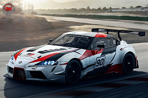 Anteprima per la Toyota GR Supra Racing Concept