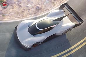 Anima sportiva elettrica per la rivoluzionaria Volkswagen I.D. R Pikes Peak