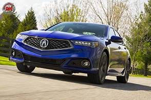 Ricca dotazione di serie e motori i-VTEC per la nuova Acura TLX 2019