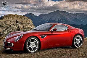Alfa Romeo 8C Competizione: ritorno al futuro!